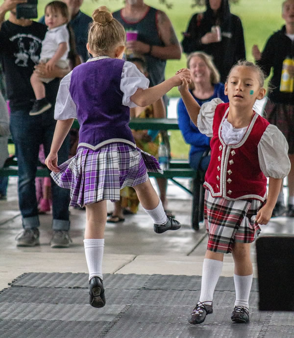 Highland Dance Demonstration